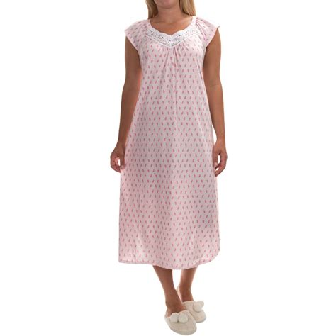 jersey knit nightgown carole hochman jersey knit nightgown for