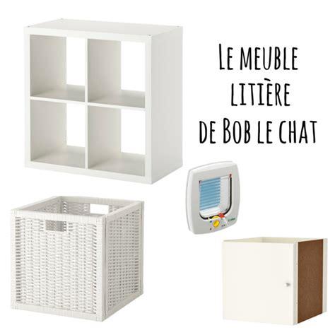 Liti 232 Re Diy Avec Kallax Pour Bob Le Chat Bidouilles Ikea