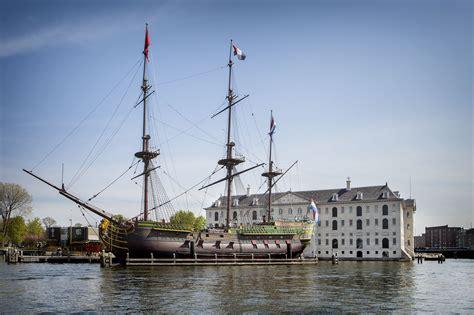 scheepvaartmuseum amsterdam schip file replica voc schip amsterdam jpg wikipedia