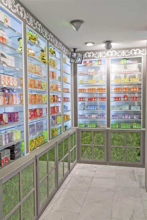 contoh desain apotek modern terbaru desain rumah