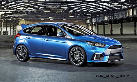 New Ford Focus Rs by 2016 Ford Focus Rs