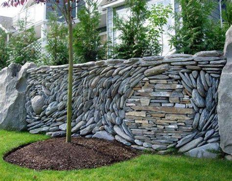 creative stacked wall ideas home design garden