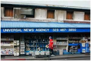 Press Agency Universal News Agency In Los Angeles