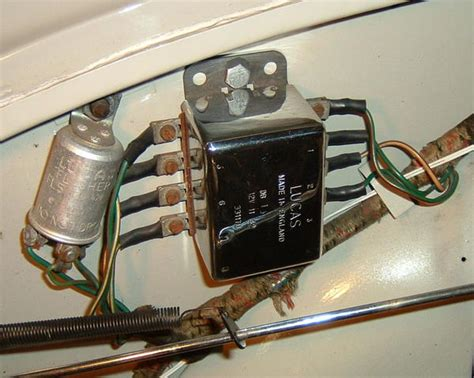 morris minor alternator wiring diagram 38 wiring diagram