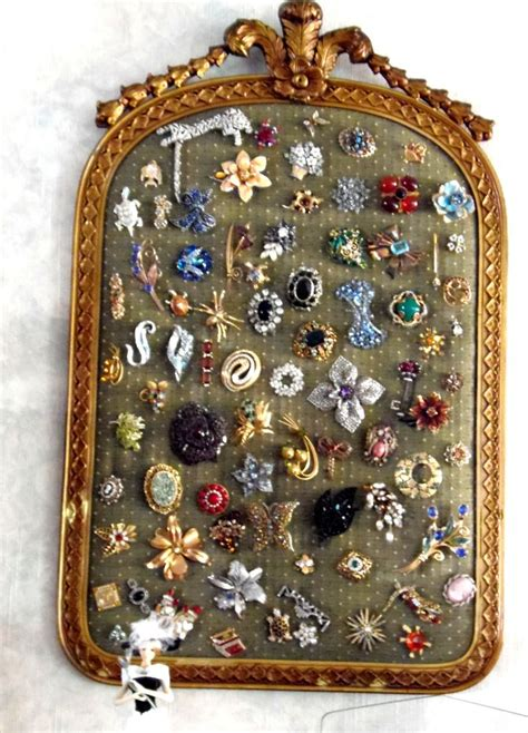 how to make costume jewelry costume jewelry great idea to display vintage jewelry