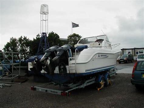 quicksilver fast boat barco de ocasi 243 n quicksilver quicksilver 750 offshore id 3540