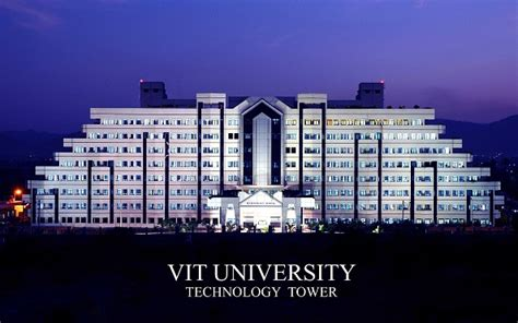 Vit Mba Admission 2017 Last Date by Vit Leads The Race As The Highest Research