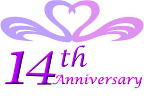 Wedding Anniversary Ideas 14 Years by 14th Wedding Anniversary Gift Ideas 14th