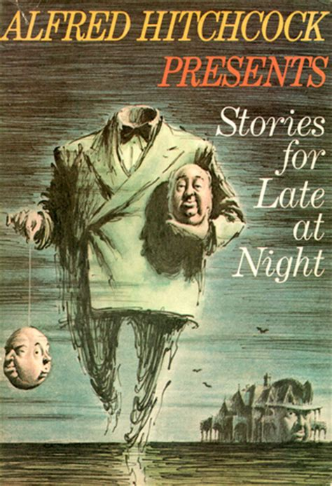 hitchcock books alfred hitchcock presents stories for late at by
