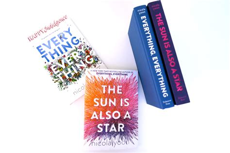 the sun is also the sun is also a star review what a difference a day makes happy indulgence