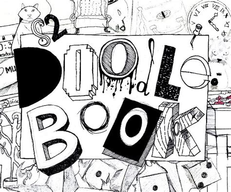 doodle book s2 doodle book by s2 pupils from olsp blurb books