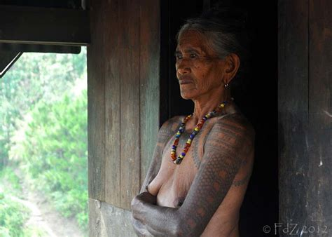 tattooed old lady view thru my global lens kalinga part iv tattooed