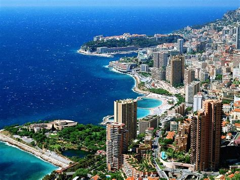 Cheapest Cities To Live In The World by Monaco