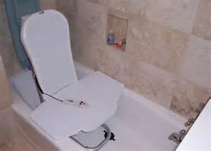 handicap bathtub lift from accessible environments inc