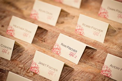 Wedding Name Tags by Wedding Details Photography Gallery