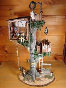 dollhouse miniatures mini treasures wiki tree houses