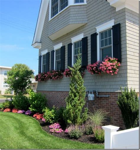weekend down at the jersey shore exterior colors flower