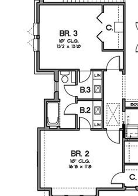 Jack And Jill Bathroom Floor Plan by Jack And Jill Bathrooms For The Kids Each Have Thier Own