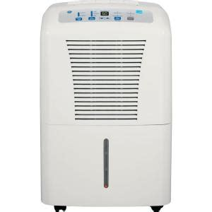 ge 50 pt dehumidifier adel50lr the home depot