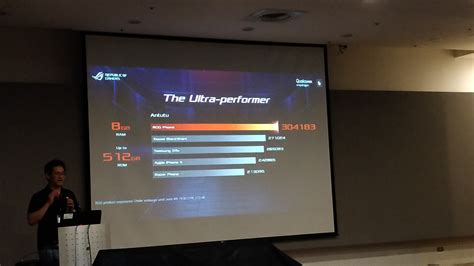 mobile phone benchmark the asus rog phone brings binned cpus and ultrasonic