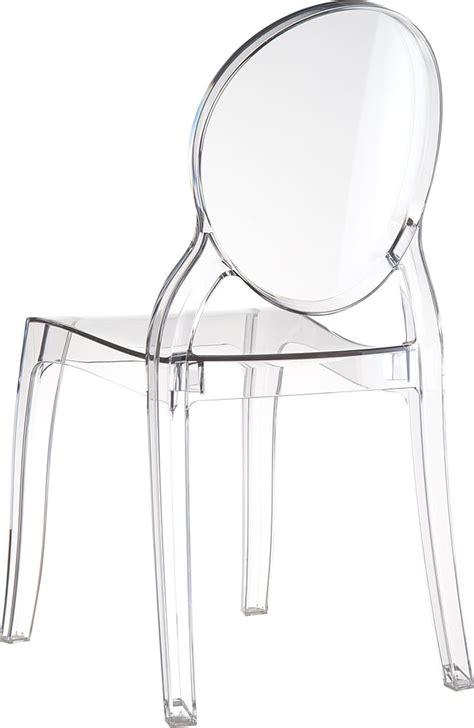 sedie trasparenti elizabeth sedie trasparenti per ristoranti e sale