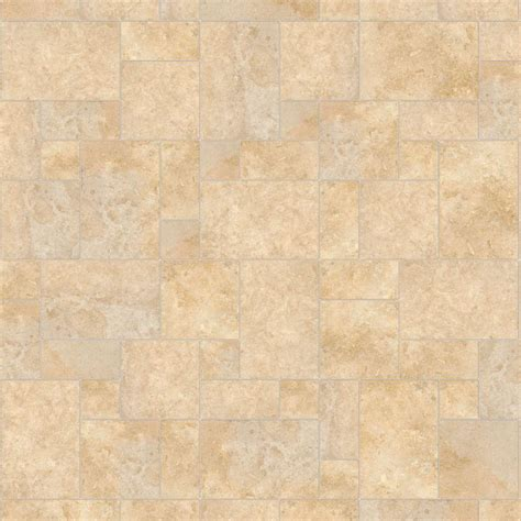 Universal Flooring Supply by Hdx 10 Ft Wide Castle Travertine Vinyl Universal Flooring