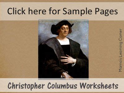 christopher columbus biography for first grade 91 best christopher columbus images on pinterest