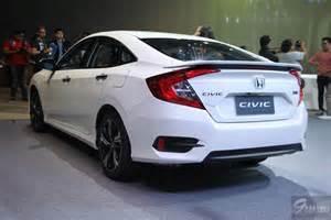 Honda Civic News