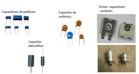 types of capacitors with images pdf aula2 capacitores e indutores eletricidade