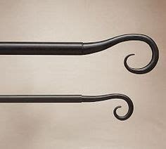 pottery barn cast iron curtain rod 1000 images about for the windows on pinterest window