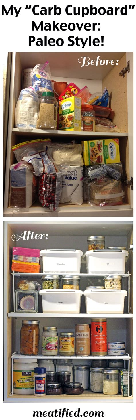Paleo Pantry by Paleo Pantry Makeover Part 1 The Baking Cupboard