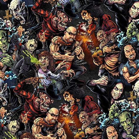 pattern gang metal horror gang pattern k2forums com