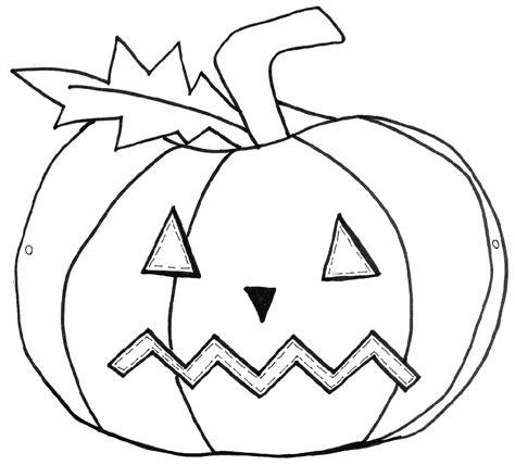 imagenes de calabazas de halloween para imprimir careta halloween dibujos para colorear on line