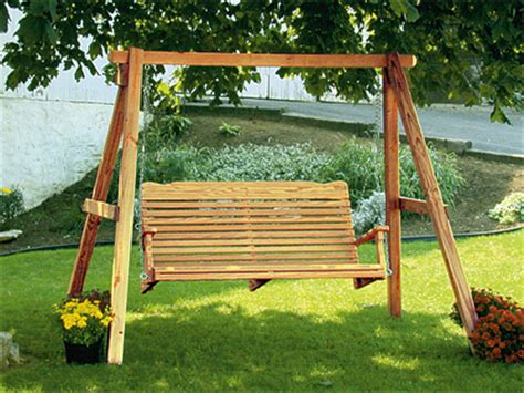 wooden swing seats for adults wooden global