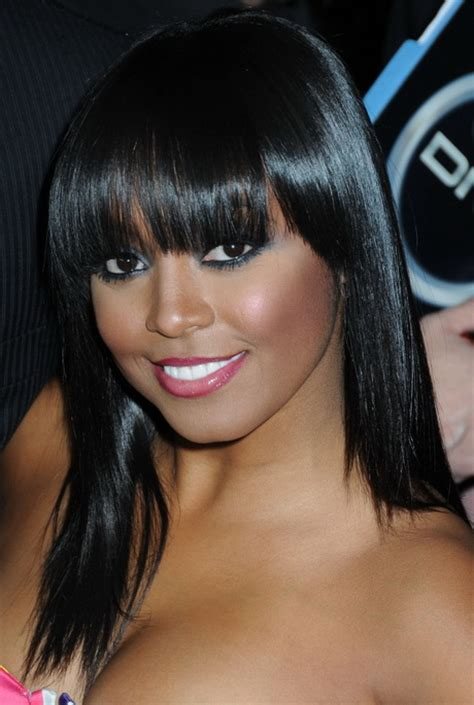 girl hairstyles with bangs black girl hairstyles with bangs