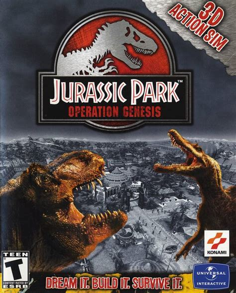 download jurassic park the game ps3 jurassic park operation genesis game giant bomb