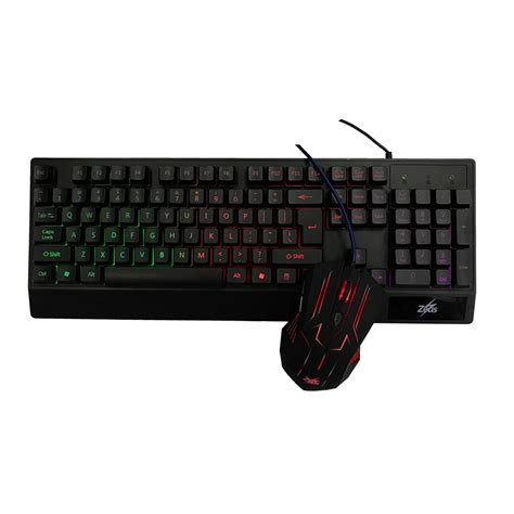 Keyboard Zeus zeus m 710 gaming keyboard and mouse bundle lazada ph