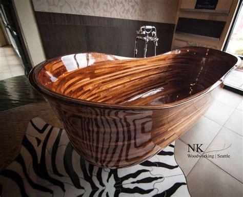Adagio Sustainable Umbila Wood Tub by 1000 Ideas About Wood Bathtub On Wooden