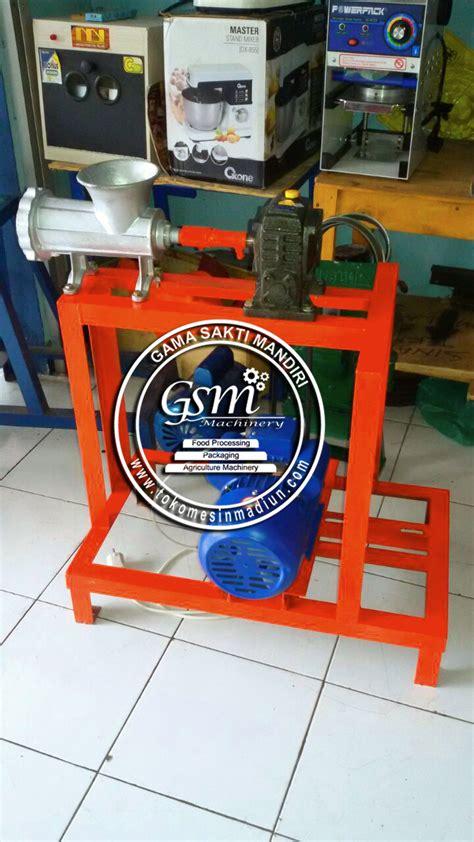 Harga Mesin Penggiling Ikan Manual mesin giling sambal kacang toko mesin madiun