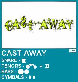 cast away song freedrumlinemusic com level 2 grooves