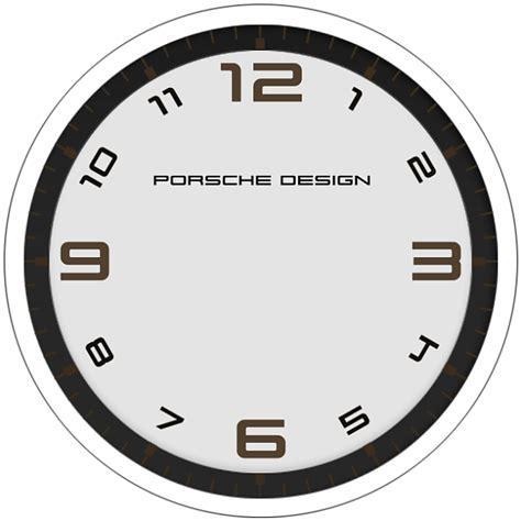 cool clock faces porsche design clock app blackberry forums at crackberry com