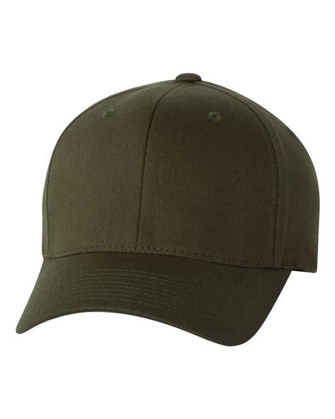 original flexfit structured twill hat fitted sport basebal