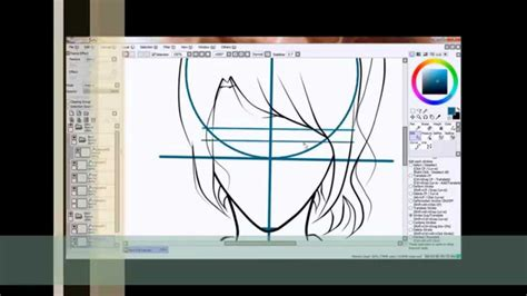 paint tool sai using mouse how to draw anime or using mouse only in paint