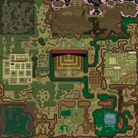 legend of zelda overworld map poster dungeons dragons wmg tv tropes