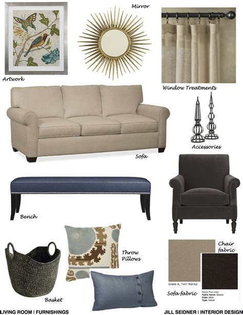 living room furnishings concept board jill seidner pinterest discover and save creative ideas