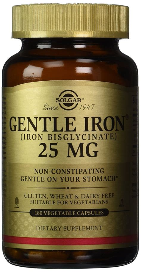 Which Iron Supplement Is Best - choosing the best vegan iron supplements
