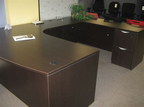 u shaped new offices to go laminate u shaped desk bow front