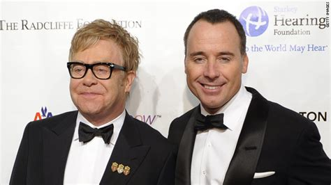 elton john parents elton john partner are parents of baby boy the marquee