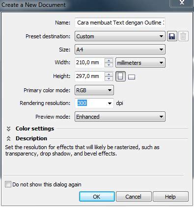 cara membuat outline dalam writing cara membuat text dengan outline 3d
