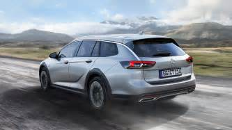 Opel Astra Country Tourer Opel Insignia Country Tourer 2018 Teknikens V 228 Rld